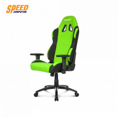 AKRACING PRIME SERIES GAMING CHAIR BLACK GREEN