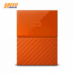 WESTERN WDBYFT0020BOR-WESN HDD EXTERNAL 2.5 MY PASSPORT 2TB ORANGE 3YEARS