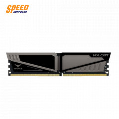 RAM PC T-FORCE VULCAN GRAY 4GBX1 DDR4 BUS 2400 CL 14-16-16-31 1.2V