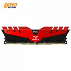T-FORCE RAM PC DARK RED DDR4 8GBx1 2400 CL14-16-16-31 1.2V