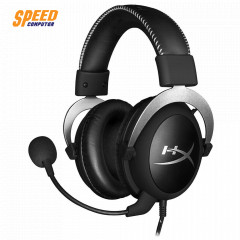 HYPERX GAMING HEADSET CLOUD SILVER STEREO JACK 3.5 MM.