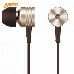 1MORE HEADPHONE IN EAR E1003 SILVER GOLD PISTON 2 STEREO JACK 3.5 MM.