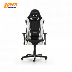 DXRACER RACING SERIES FURNITURE BLACK/WHITE