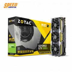 ZOTAC VGA CARD GEFORCE NVIDIA GTX1080TI AMP EXTREAM EDITION 11GB 352BIT GDDR5 HDMI,DVI,DP PCI EXPRESS