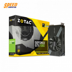 ZOTAC VGA CARD GEFORCE NVIDIA GTX1060 6GB 192BIT DDR5 HDMI*3,DP,DVI PCI EXPRESS