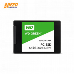 WESTERN HARDDISK SSD GREEN WDS120G2G0A-00JH30 120GB SATA 2.5 INC READ:545MB/s WRITE:405MB/s
