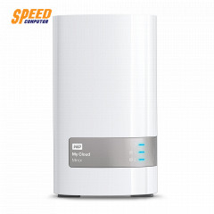 WESTERN WDBWVZ0080JWT-SESN EXTERNAL 3.5 MY CLOUD MIRROR GEN2 8.0TB 2 HDD RAID 0+1/2Y BY SYNNEX