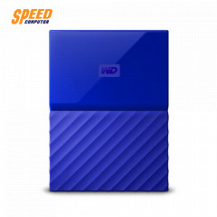 WESTERN WDBYFT0040BBL-WESN EXTERNAL 2.5 MY PASSPORT 2017 4 TB  BLUE  3 YEARS WARRANTY/SYNNEX
