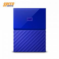 WESTERN WDBYNN0010BBL-WESN EXTERNAL 2.5 MY PASSPORT 2017 1 TB  BLUE  3 YEARS WARRANTY/SYNNEX
