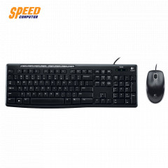 LOGITECH MK200 KEYBOARD+MOUSE USB CABLE 3YEAR //