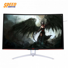 AOC AG322FCX/67 MONITOR GAMING 31.5 FHD 144Hz Curved Gaming Full HD ,4ms,1920 x 1080,contrast 3000:1,brightness (cd/?)?350, Audio Port/VGA/HDMI/Display/DVI