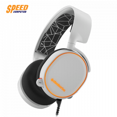 STEELSERIES ARCTIS5 HEADSET WHITE 7.1SURROUND RGB GAMING  WINDOWS/XBOX/PLAYSTATION/MOBIEL/VR