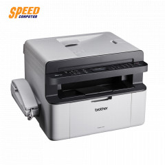 BROTHER MFC-1815 PRINTER MONO LASER 5-IN-1 PRINT/FAX/COPY/SCAN/PC FAX (มีหูโทรศัพท์ในตัว)