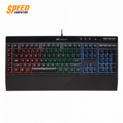 CORSAIR GAMING KEYBOARD K55 RGB RUBBER DOME SW US
