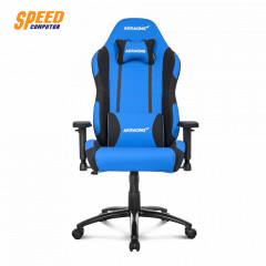 AKRACING PRIME SERIES GAMING CHAIR BLACK BLUE