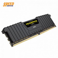 CORSAIR RAM PC CMK16GX4M2B3000C15 VENGEANCE LPX BLACK 16GB (8X2)BUS:3000MHZ DDR4