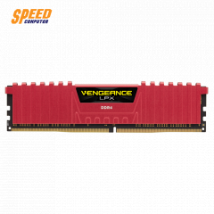 CORSAIR RAM PC VENGEANCE LPX PC DDR4 16GB (2x8GB) 3000MHz RED