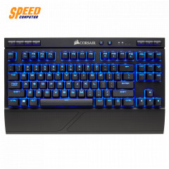 CORSAIR GAMING KEYBOARD K63 BLUE LED TKL WIRELESS CHERRY MX RED SW US