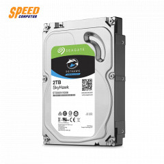 SEAGATE ST2000VX008 HDD PC INTERNAL SKYHAWK  2TB 5400 RPM SURVEILLANCE CACHE 64MB/3YEAR