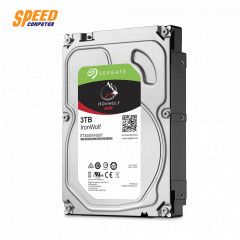 SEAGATE ST3000VN007 HDD PC INTERNAL IRONWOLF 3TB/5400RPM NAS 3.5INC FOR PC 3YEAR