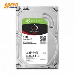 SEAGATE ST4000VN008 HDD PC INTERNAL IRONWOLF 4.0TB/5400RPM NAS 3.5INC 3YEAR