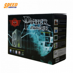 POWER SUPPLY MONSTER 550W  2YEAR WARANTY