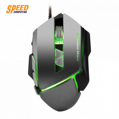 NEOLUTION E-SPORT MOUSE A-SERIES ATOMIC SILVER UV COATING 4 LED OPTICAL SENSOR 3200 DPI