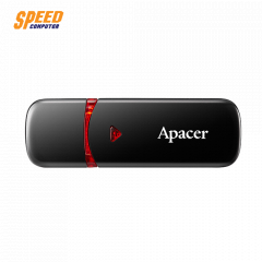 APACER AH333 FLASHDRIVE 16GB BLACK USB2.0