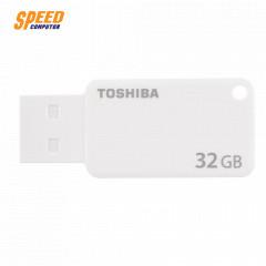 TOSHIBA  FLASHDRIVE Akatsuki  32GB (White)   (U303)