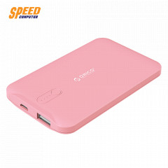 ORICO LD25 PK POWER BANK 2500mAh PINK
