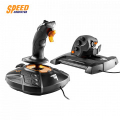 THRUSTMASTER T.16000M FCS HOTAS FIGHT CONTROL SYSTEM