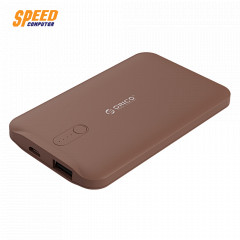 ORICO-LD25-CF POWER BANK 2500mAh COFFEE
