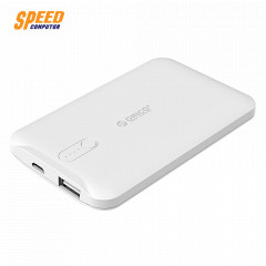 ORICO-LD25-CF POWER BANK 2500mAh WHITE