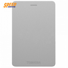 TOSHIBA HDTH310YS3AA HARDDISK EXTERNAL Canvio Alumy Portable Hard Drive 1TB Silver