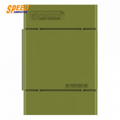 ORICO PHP 35 GR HARDDISK BOX 3.5 HDD Protection BOX Support 3.5 hard disk drives GREEN