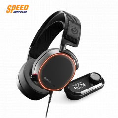 STEELSERIES HEADSET ARCTIS PRO+GAMEDAC DTS X 7.2 V2 RGB USB,OPTICAL,JACK3.5MM. PC & PS4