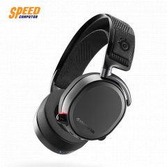 STEELSERIES HEADSET ARCTIS PRO WIRELESS 2.4G , BLUETOOTH , USB , OPTICAL , JACK 3.5MM. PC&PS4