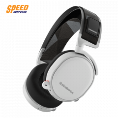 STEELSERIES ARCTIS7 HEADSET WHITE 7.1 2.4 GHZ WIRELESS  GAMING  WINDOWS/XBOX/PLAYSTATION/MOBIEL/VR