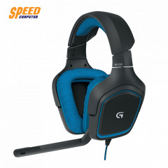 LOGITECH GAMING HEADSET G430 7.1 SURROUND JACK 3.5MM. & USB
