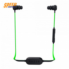 RAZER HEADPHONE IN EAR HAMMERHEAD STEREO BLUETOOTH 4.1 8 HOURS IOS & ANDROID
