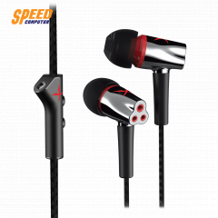 CREATIVE BLASTERX HEADPHONE P5 IN EAR STEREO JACK 3.5MM.