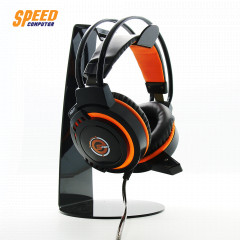 NEOLUTION E-SPORT HEADSET ATOM STEREO JACK 3.5 MM. & USB BLACK