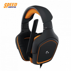 LOGITECH GAMING HEADSET G231 PRODIGY STEREO JACK 3.5 MM.