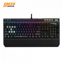 HYPERX GAMING KEYBOARD ALLOY ELITE RGB CHERRY MX BROWN SW US