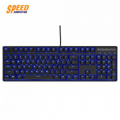 STEELSERIES KEYBOARD APEX M500 BLUE LED CHREEY MX RED SW US