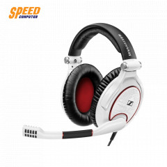 SENNHEISER HEADSET GAMEONE STEREO WHITE JACK 3.5 MM.