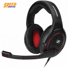 SENNHEISER HEADSET GAMEONE BLACK STEREO JACK 3.5 MM.