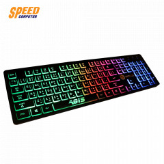 NEOLUTION E-SPORT KEYBOARD AGIS BLACK SET FREE DIY&NB