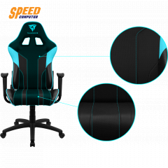 THUNDER X3-EC3 GAMING CHAIR BLACK-BLUE