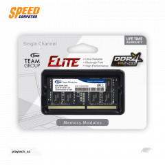 TEAM RAM NOTEBOOK ELITE SO-D4 4GBDDR4 BUS2400 CL16-16-16-39 1.2V